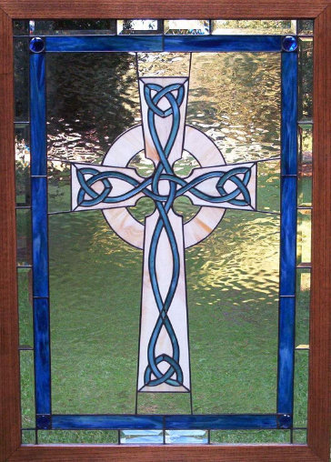Stained Glass Cross Patterns Pattern Collections
