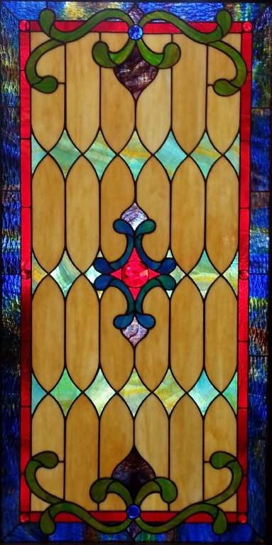 Don's Window - stained glass window