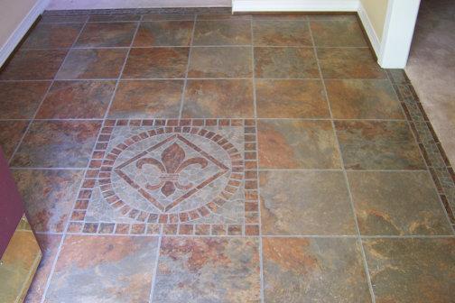 Fleur De Lis Floor Tiles Tile Design Ideas