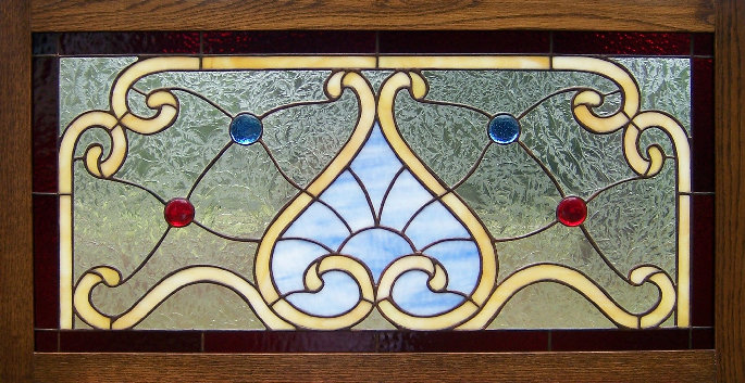 Victorian Stained Glass Pattern Book - Pattern Books